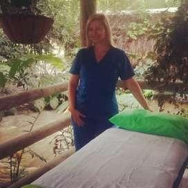 masaje profesional a domicilio o en local tulua