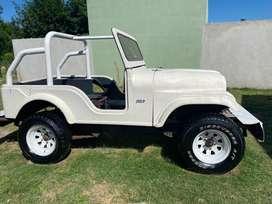 Jeep ika modelo 1957
