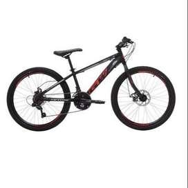 Bicicleta Niños Mtb Gw Titan Rin 20 Shimano 7 Velocidades