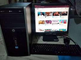 Hp Core i7 Computadora de Escritorio . Vendo o Cambios