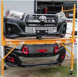 Kit para Hilux Rocco Y Trd Completo