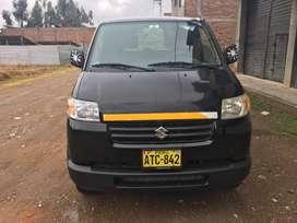 Se vende camioneta panel Suzuki APV Panel