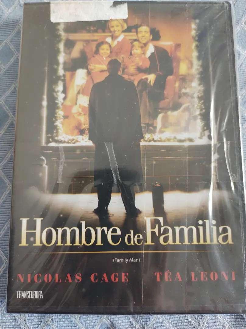 DVD Hombre de familia 0