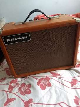Amplificador Freeman AK15 para guitarra