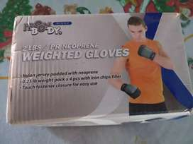 GUANTES CORRER/ BOXEO!