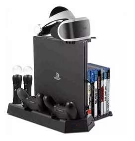 Soporte vertical 7 th Generación PS4/ PS4 Pro/ PS VR