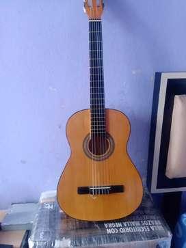 Vendo guitarra acústica con salida aux