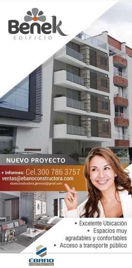 Oportunidad de inversion, excelentes apartaedtudios con acabados de lujo con mejor ubicacion, desde 23 a 47 m2