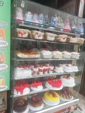 Se vende panadería en suba