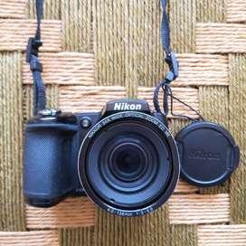 Se vende  cámara Nikon COOLPIX L830.