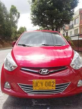 Hyundai eon 812cc muy económico