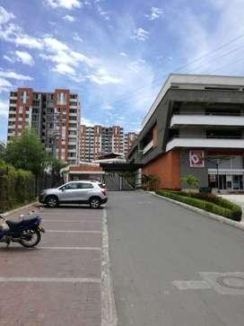 Apartamento con excelente Vista 2 alcobas + Estudio que puede ser una 3era alcoba