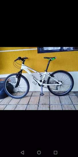 Bicicleta gw tucana