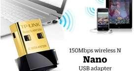 Nano Receptor wifi USB (Inalambrico)