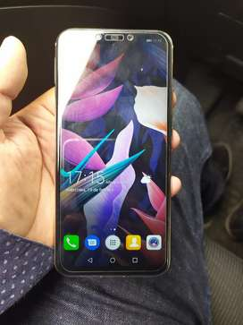 Huawei Mate 20 dorado