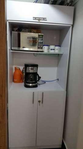 Venta de Cafetera, Horno Microondas y Aspiradora