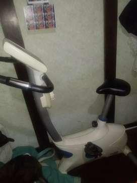 Bicicleta fija para fitner