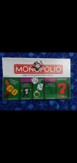 Juego Monopoly o Monopolio