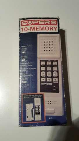Telefono Digital para Pared