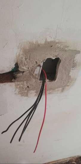 Ofrezco mis servicios como técnico eléctricista con experiencia y venta y reparación de computadoras
