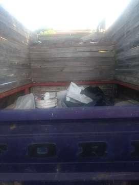 Camioneta usada pido 70 mil pesos falta ponerla en Marcha
