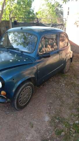 Fiat 600 , mod 73