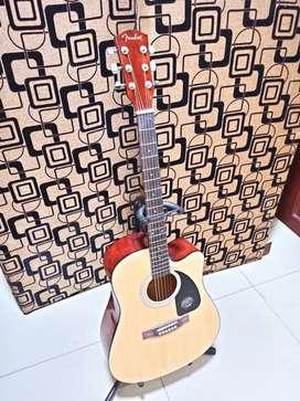 Guitarra FENDER DE OPORTUNIDAD NUEVA SIN USO