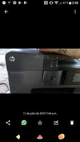 Impresora Hp a Chorro de Tinta Wifi Usb