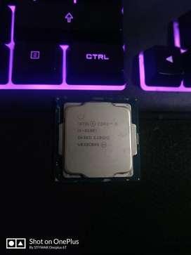 Procesador Intel Core I5 8500t 8va