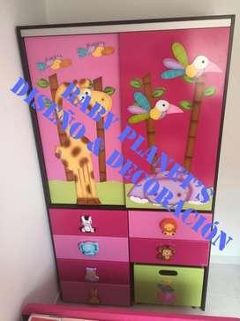 Venta de Muebles Infantiles ,Botones