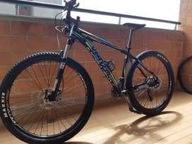 Bicicleta Mtb Venzo Talla M Rin 27.5