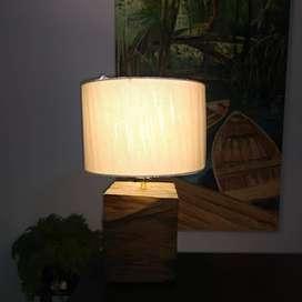 Lámparas Rústicas para sobre Mesa
