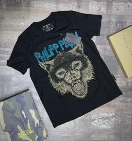 Camisetas Phillip Plein Wolf ref280221 ENVIO GRATIS