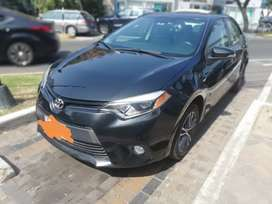 Toyota Corolla Premium 2016