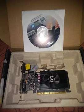 Nvidia gt710 de 2 gigas msi