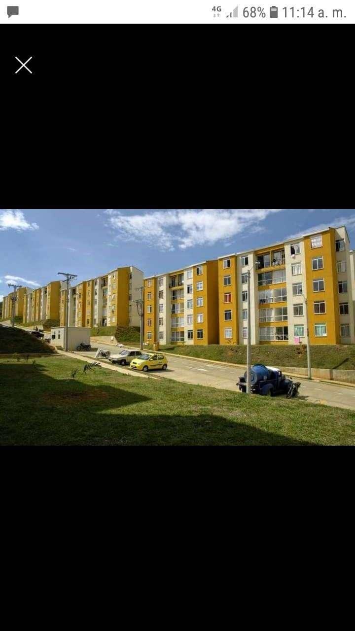 Venta apartamento (2 Habitaciones, 1 estudio, 1 baño) 0