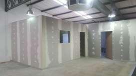 Sistema Drywall Economico
