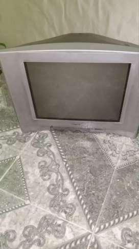Televisión de los antiguos marca Sony