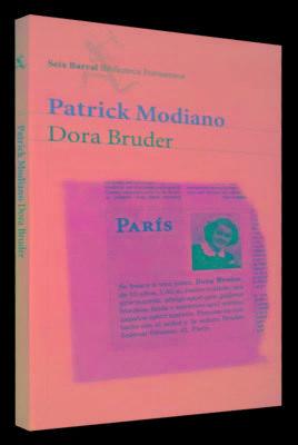 DORA BRUDER por PATRICK MODIANO