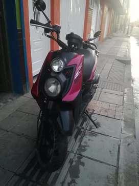 Vendo Moto BwsX