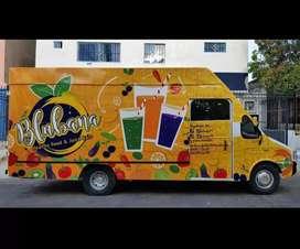 Venta o permuta Food Truck iveco