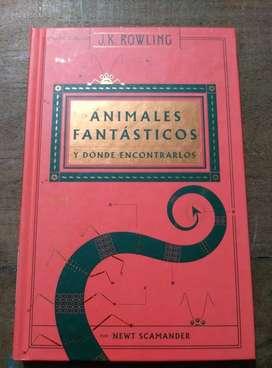 Animales Fantásticos y donde encontrarlos