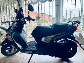 Vendo moto bws 2 modelo 2014