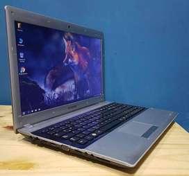 Notebook Samsung con GARANTIA - Core i3 4 núcleos - Pantalla grande - Entrega sin cargo - Cuotas