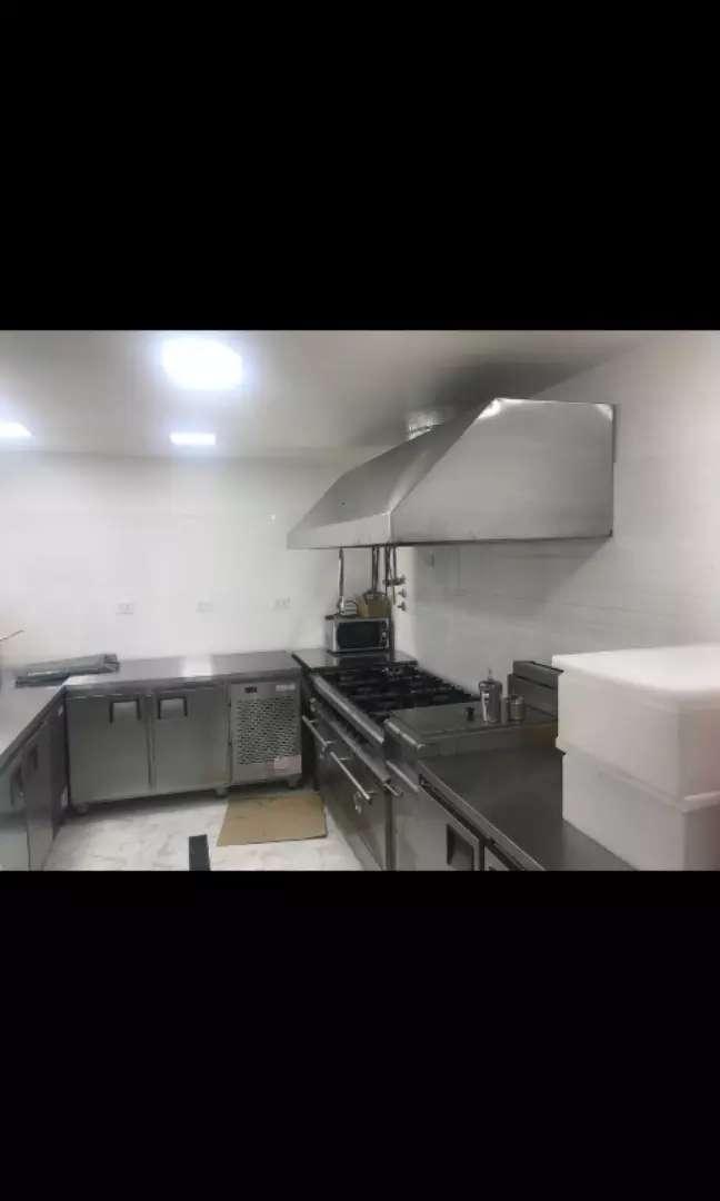Reparacion y mantenimiento de restaurantes estufas de gas y soldadura 0