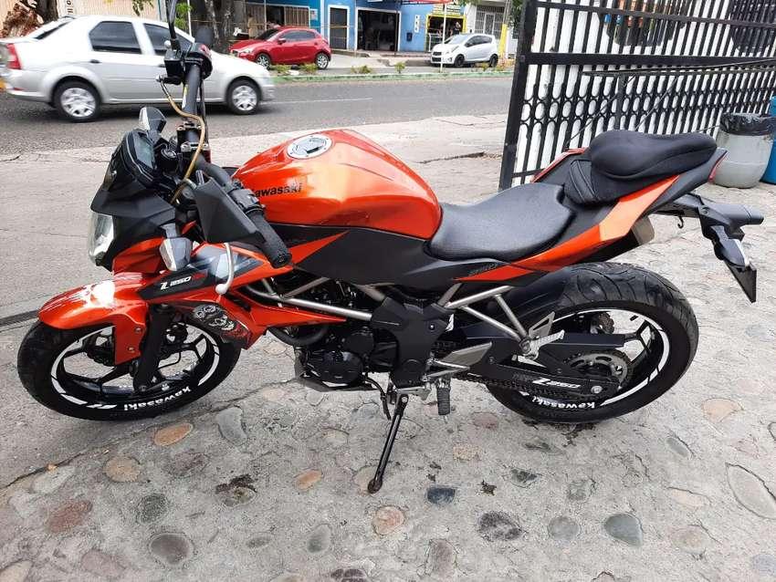 Kawasaki Z250 SL 0