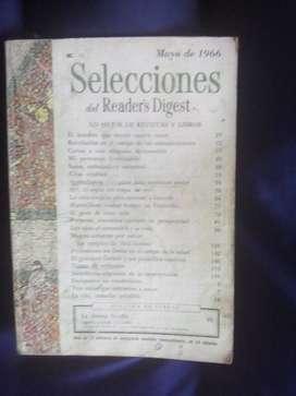 REVISTA SELECCIONES DEL READER DIGEST AÑOS 60,70,80,90 ETC