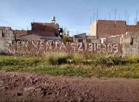 Se vende terreno en Juliaca, villa magisterial