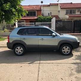 A la venta Hyundai Tucson Mod 2007, Automática, 4x4 $24'000.000 Negociables!!