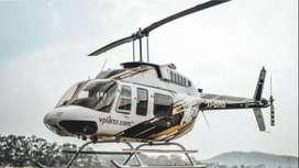 comprometido con su visión de ofrecer servicios de helicóptero de alto nivel.
